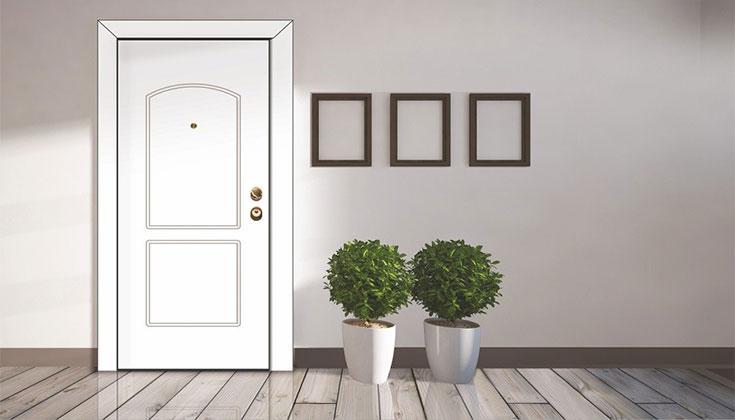 Πόρτες Με Επένδυση Φιλμ PVC